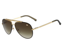 Leder Edition Sonnenbrille