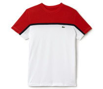 Herren-T-Shirt aus widerstandsfähigem Material LACOSTESPORT TENNIS