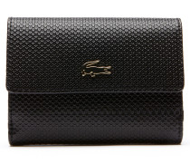 Women's Chantaco Piqué Leather Wallet