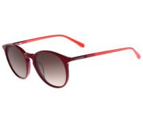 Colorblock-Sonnenbrille