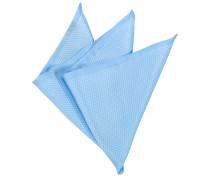 Einstecktuch, Bleu