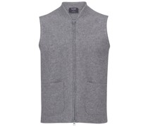 SIGNATURE Strick Weste tailored fit