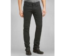 Elmbridge Regular Fit Jeans Schwarz