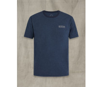 Bordered Manufacturer T-Shirt