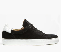 Belstaff Dagenham Low-Top Sneakers Schwarz