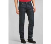 Belstaff Scrambler Regular Fit Hose Jeansblau