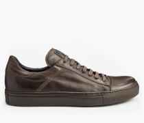 Belstaff Wanstead Sneaker Schwarzbraun