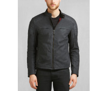 James Hunt Archer Blousonjacke Schwarz