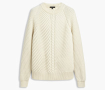 Belstaff Shandi Sweater Woman WeiB