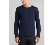 Turner T-Shirt Mit Langen Ärmeln Marine
