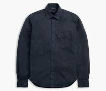 Belstaff Steadway Langarmhemd Marineblau