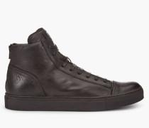 Belstaff Warwick Sneaker Mit Hohem Schaft Schwarz
