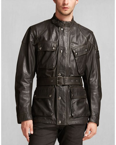 belstaff herren panther jacke schwarz reduziert. Black Bedroom Furniture Sets. Home Design Ideas