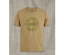 Factory T-Shirt mit Grafik