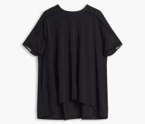 Belstaff Edith T-Shirt Mit Häkeldetails Schwarz