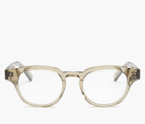 Belstaff Marshall Crystal Glasses Beige