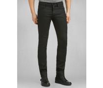 Belstaff Elmbridge Slim Fit Jeans Schwarz