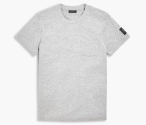 Belstaff New Thom T-Shirt Mit Rundhalsausschnitt Graumeliert