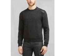 Hornby Sweatshirt Mit Rundhalsausschnitt Schwarz