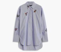 Belstaff Shauna Shirt Woman Blau