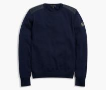 Belstaff Kerrigan Pullover Mit Rundhalsausschnitt Blue