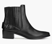 Belstaff Alloway Short Boots Schwarz