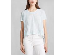 Alisma T-Shirt Puderblau