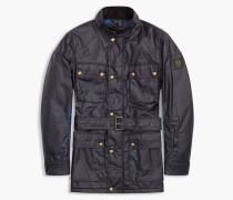 Belstaff Sophnet Roadmaster Jacke Mit Vier Taschen Blau