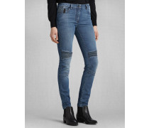 Mawgan Slim Fit Jeans Jeansblau