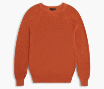 Belstaff Parkland Pullover Mit Rundhalsausschnitt Dusty Orange