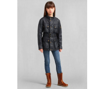 Belstaff Junior Roadmaster Jacke Dunkelmarine Alter 10