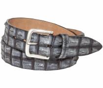Krokodilleder-Gürtel | Herren