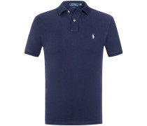 Polo-Shirt Slim Fit Mesh