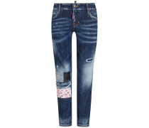 Cool Girl 7/8-Jeans Cropped | Damen
