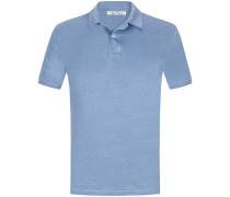 Leandro Leinen-Polo-Shirt