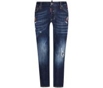 Boyfriend 7/8-Jeans | Damen