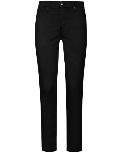 The Harper Jeans Mid Rise Essential Straight