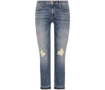 Cropped Straight 7/8-Jeans | Damen (29;30;31)