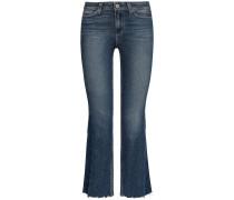 Pieced Colette 7/8-Jeans Crop Flare | Damen