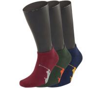 Sneaker-Socken 3er-Set | Herren (Unisize)