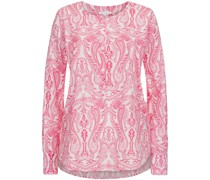 Coral Bluse