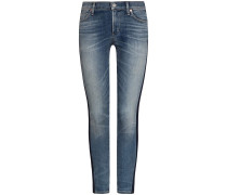 Rocket Crop 7/8-Jeans High Rise Skinny