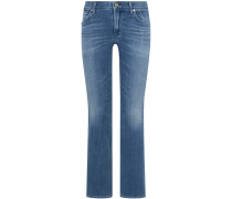 Fleetwood Crop Jeans High Rise Flare | Damen