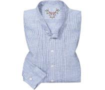 Trachten-Leinenhemd | Herren