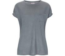 Leinen-Strickshirt