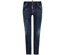 Cool Girl 7/8-Jeans Cropped | Damen (24;27;28)