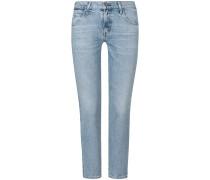Elsa 7/8-Jeans Mid Rise Slim Fit Crop
