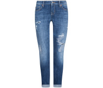 Lili 7/8-Jeans Leisure Fit | Damen