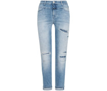 Skinny Pusher Jeans | Damen