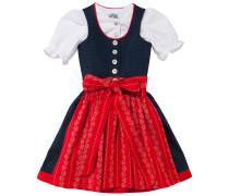 Kärntner Mädchen-Dirndl mit Bluse und Schürze | Mädchen